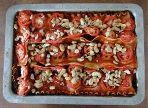 Sweet Potato Lasagna 3