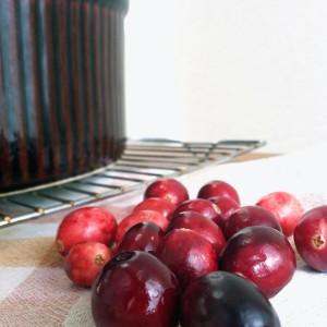 Cranberry-Apple Bake